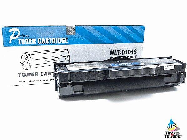 Toner Compatível Samsung MLT-D101S ,D101 , SAMSUNG ML2160 ML2161 ML2165