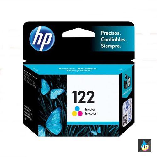 CARTUCHO HP 122 ORIGINAL  COLOR CH562HB ,HP 1050 ,2050,3050,3000