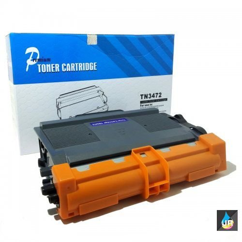 Toner Compatível Brother TN3472 TN3472BR   DCP-L5652DN DCP-L5502DN MFC-L6702DW   Premium 12k