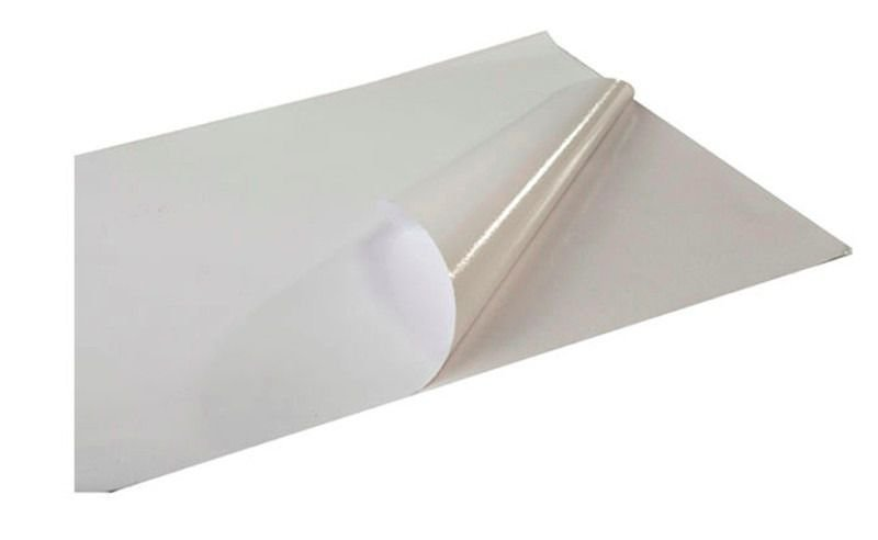 Papel Fotográfico Adesivo 130g A4 Com 50 Folhas Para Jato De Tinta