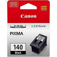 CARTUCHO DE TINTA CANON PG-140 PRETO | ORIGINAL 8ML