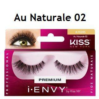 Kiss New York Cílios Postiços Premium