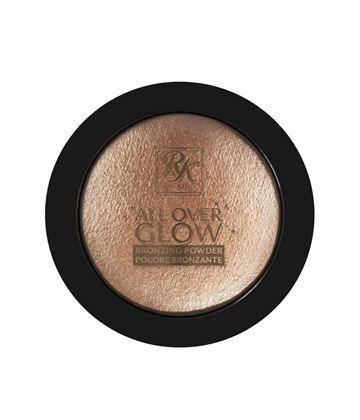 Pó Bronzeador By Kiss NY All Over Glow Powder - Cor Light Glow