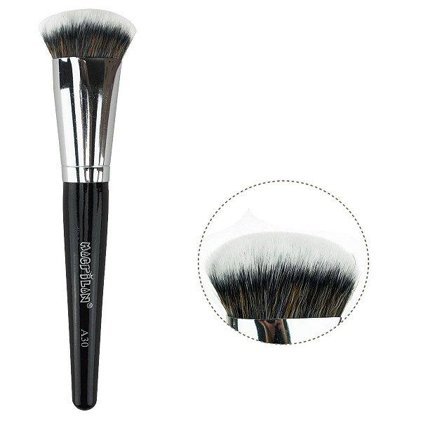 Pincel Kabuki Gota para Face  A30 - Linha Max - Macrilan