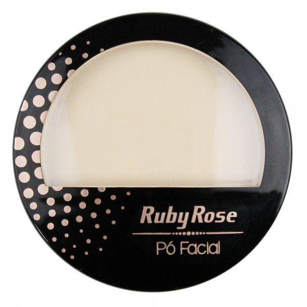 Pó Facial Ruby Rose Hb7212