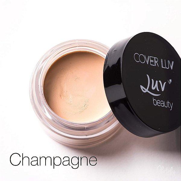 Corretivo Alta Cobertura  Cover Luv - Luv Beauty