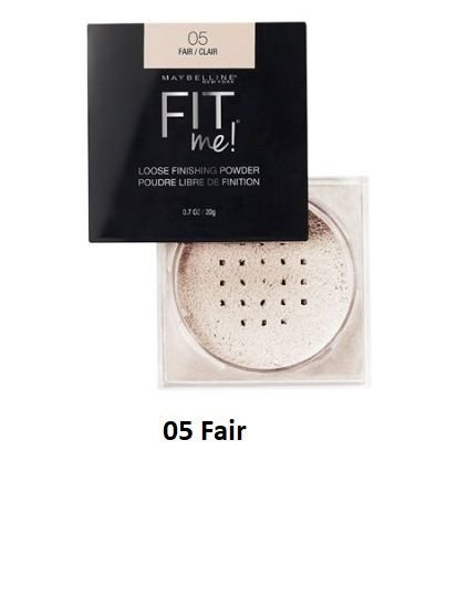 Pó Facial Loose Finishing Maybelline Fit Me - 20g