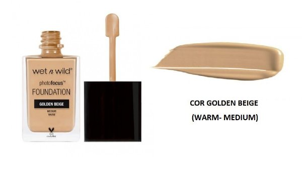 Base Photofocus Foundation Fond de Teint Wet´n Wild