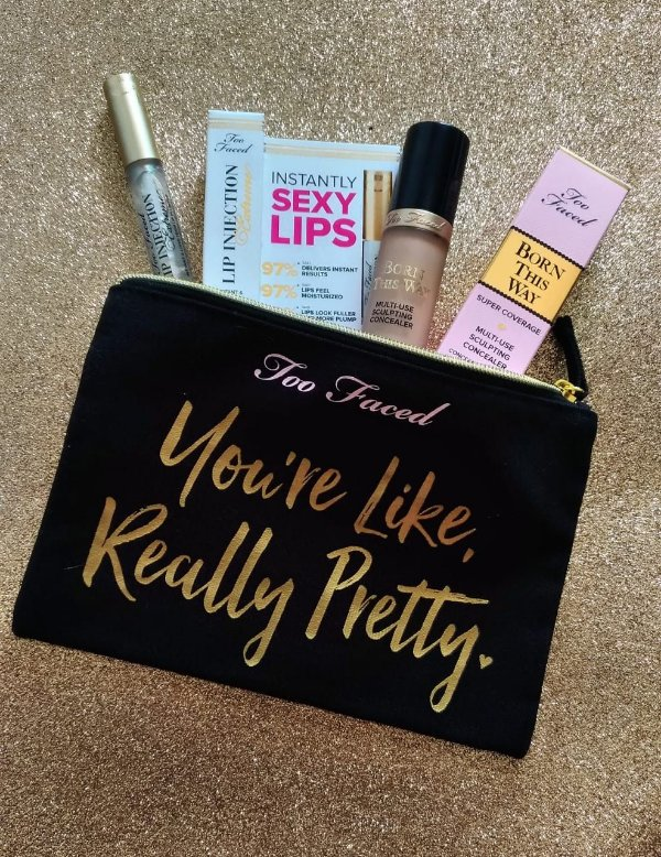 Kit Corretivo Born This Way Too Faced Light Beige