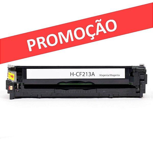 Toner HP CM1415fn | CM1415 | CE323A Magenta Compatível