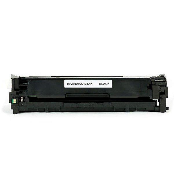 Toner para HP CP1215 | CM1312 | CB540A Preto Compatível