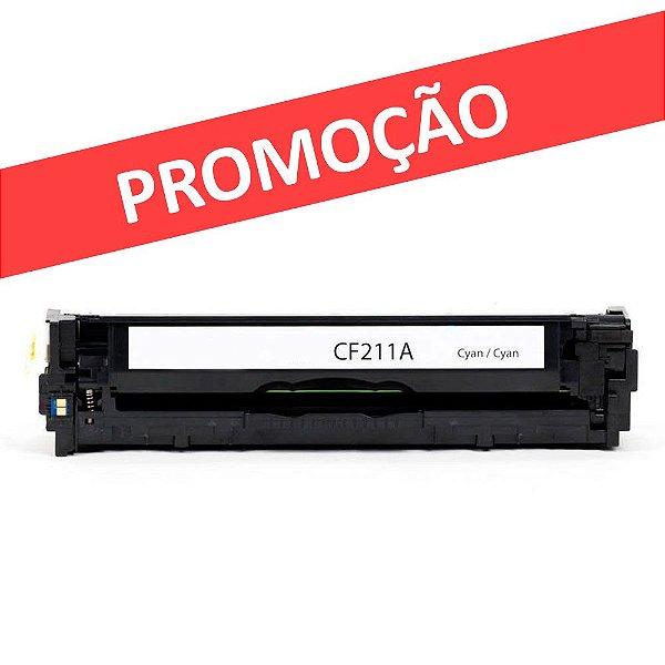 Toner para HP 125A | CP1515 | CM1312 | CB541A Ciano Compatível