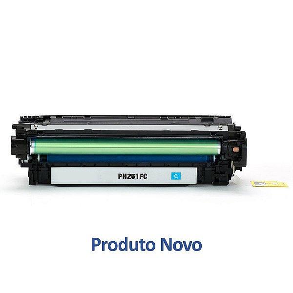 Toner HP M570dn   507A   CE401A LaserJet Pro Ciano Compatível para 6.000 páginas