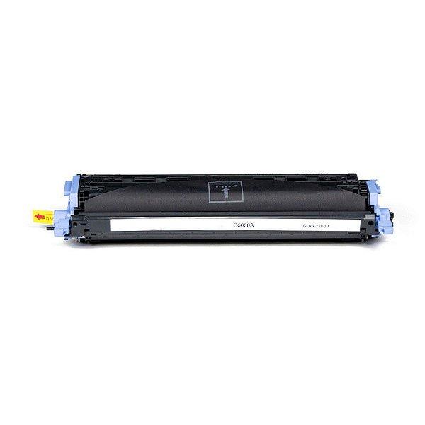 Toner para HP 2600n | 1600 | Q6000A | HP 124A Preto Compatível