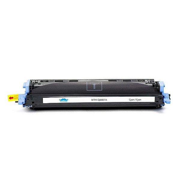Toner para HP 2605dn | CM1017 | Q6001A | HP 124A Ciano Compatível