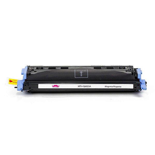 Toner para HP 2600 | 2600dtn | 1600 | HP Q6003A Magenta Compatível