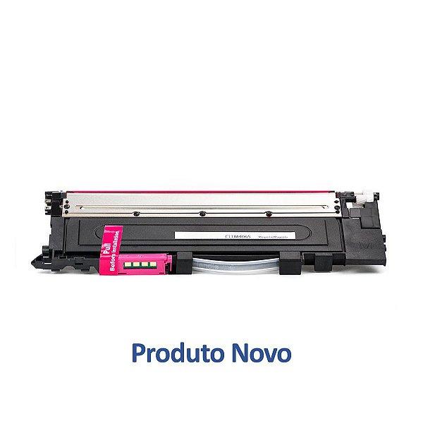 Toner Samsung CLX-3305w   CLX-3305   M406S Magenta Compatível