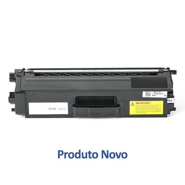 Toner para Brother HL-4150CDN | HL-4570CDWT | TN-315BK Preto Compatível