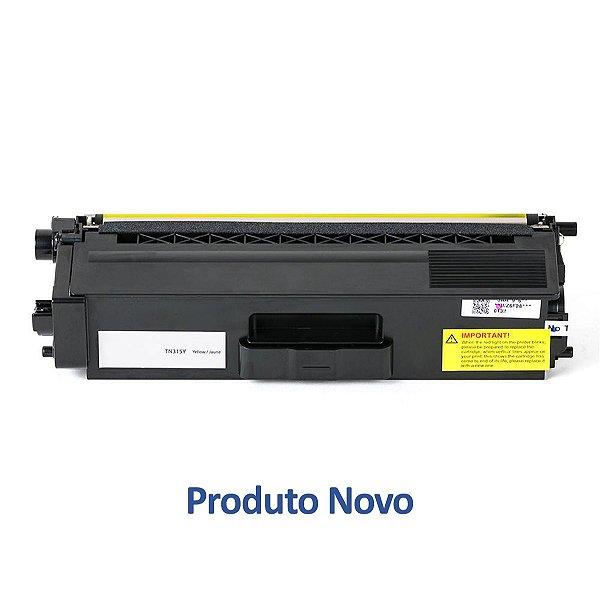 Toner para Brother HL-4570CDW | MFC-9460CDN | TN-315Y Amarelo Compatível