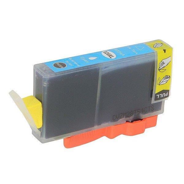 Cartucho para HP 6500   HP 6500A   HP 920XL Ciano Compatível 13ml