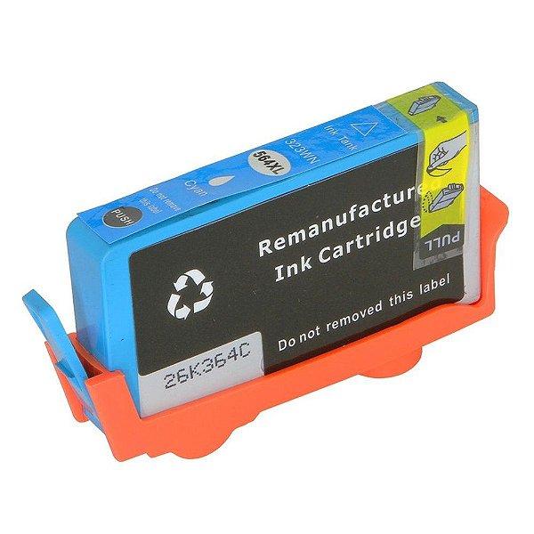 Cartucho para HP B209A | C6380 | HP 564XL Ciano Compatível