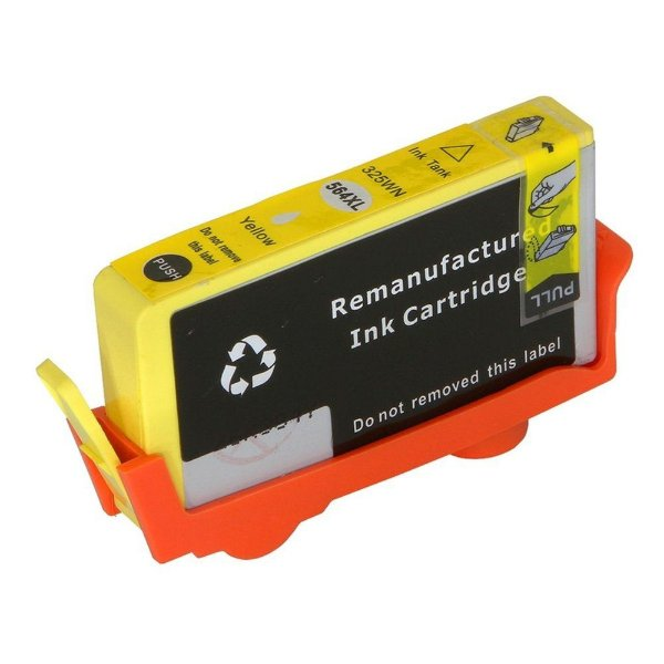 Cartucho para HP C309A | 564XL | HP C6480 Amarelo Compatível