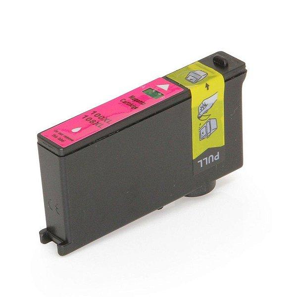 Cartucho Lexmark Pro209 | 100XL | S815 Magenta Compatível