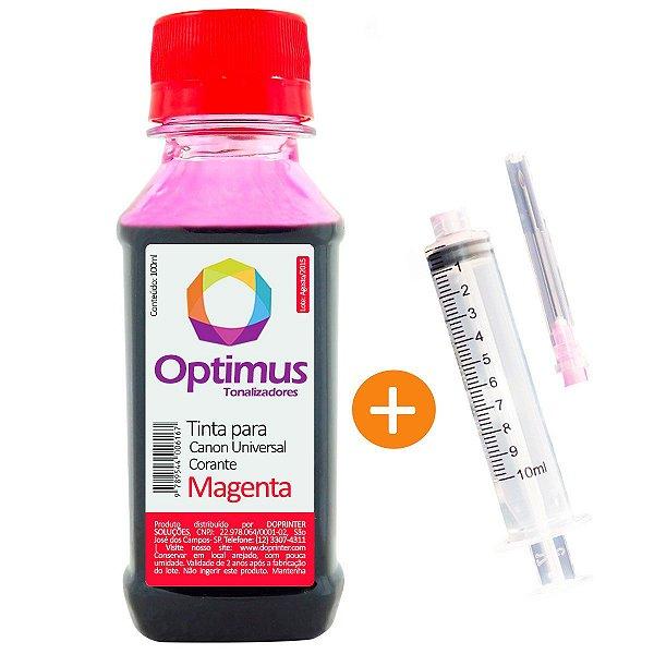 Tinta para Canon G3100 Pixma | CGI-190M Magenta Optimus