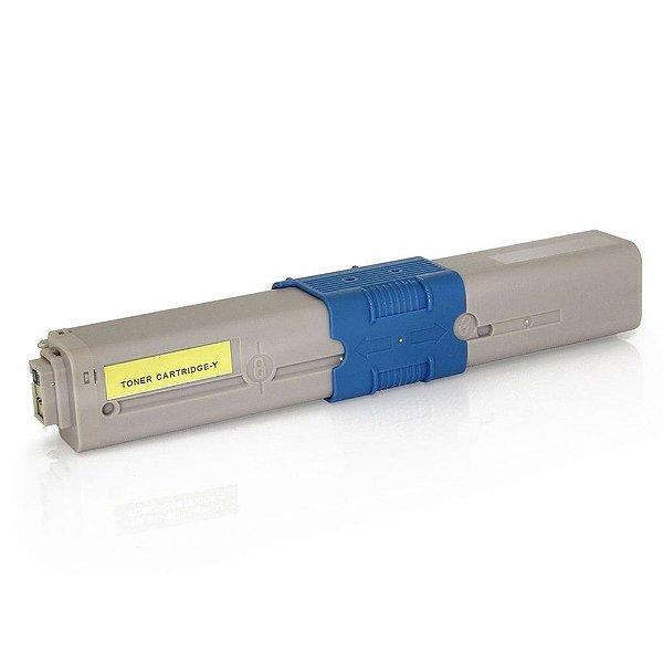 Toner Okidata C530 | MC361 | C310dn | 44469701 Amarelo Compatível