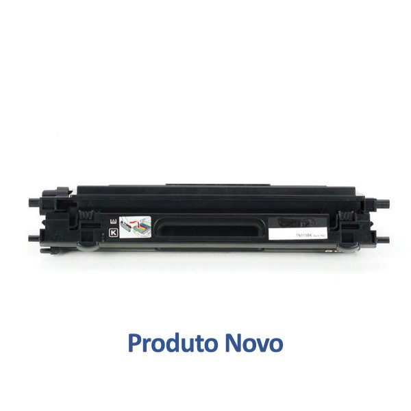 Toner Brother MFC-9840CDW | HL-4040CDN | TN-110BK Preto Compatível