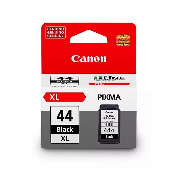 Cartucho Canon PG-44 XL   E481   44 Pixma Preto Original