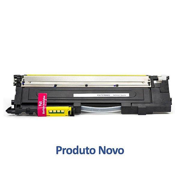 Toner Samsung C480FW | C480 | CLT-Y404S Xpress Amarelo Compatível para 1.000 páginas
