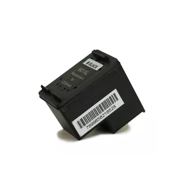 Cartucho HP J4660 OfficeJet HP 901XL Preto Compatível 13ml