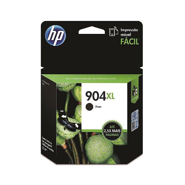 Cartucho HP 904XL | HP 6970 | T6M16AB Preto Original 21,5ml