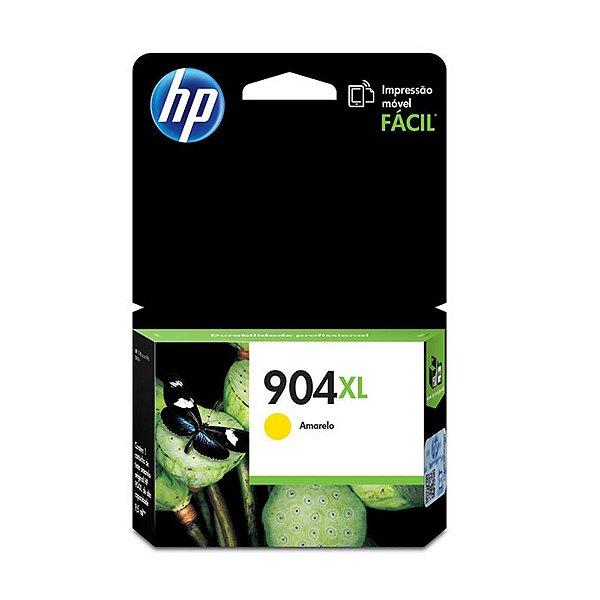 Cartucho HP 6960 | HP 904XL OfficeJet Amarelo Original 9,5ml