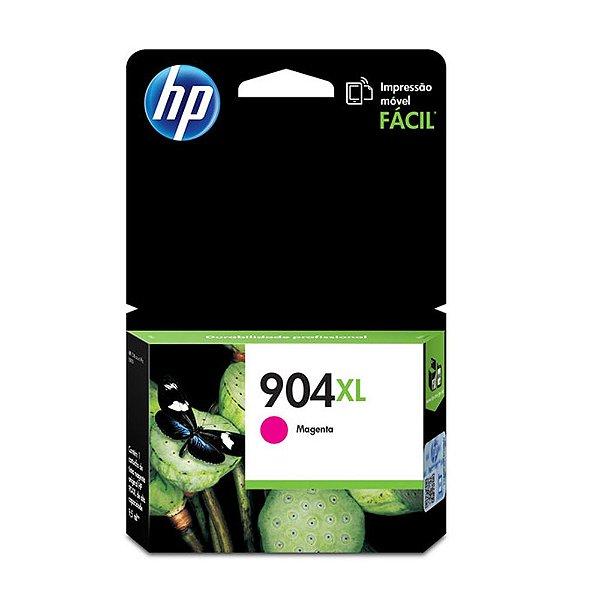 Cartucho OfficeJet HP 6970   HP 904XL Magenta Original 9,5ml