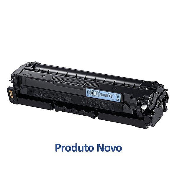 Toner Samsung C3060FR   C3010DW   CLT-C503L Ciano Compatível
