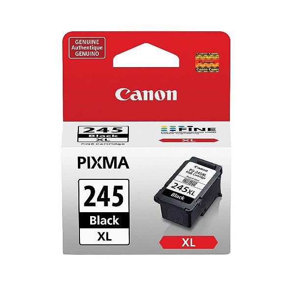 Cartucho Canon PG-245 | MG2922 | MX492 Pixma Preto Original 8ml