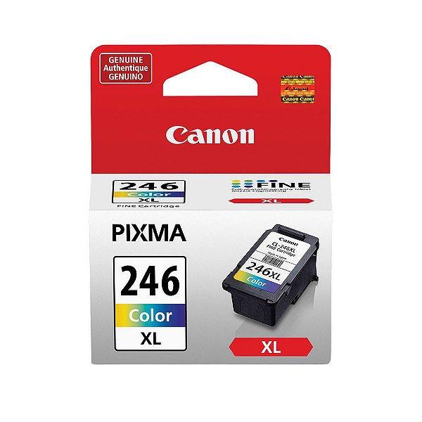 Cartucho Canon MX492 | MG2922 | CL-246 Colorido Original 9ml