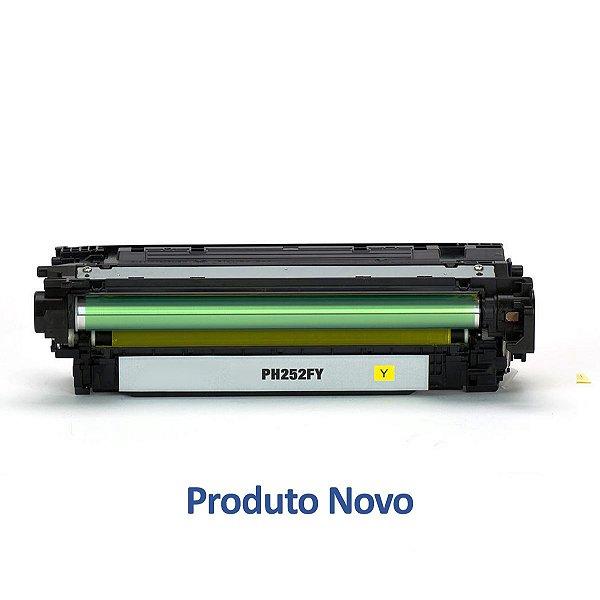 Toner HP M570dn   M570   CE402 LaserJet Pro Amarelo Compatível para 6.000 páginas