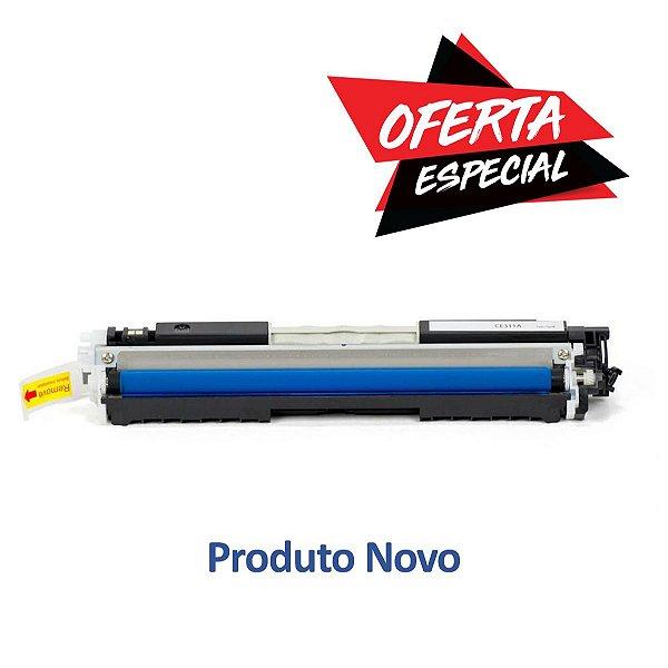 Toner HP M175a | CE311A | 126A Laserjet Pro Ciano Compativel para 1.000 páginas