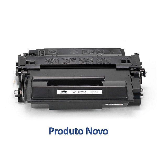 Toner HP M525f | CE255A | Laserjet Pro Preto Compativel para 6.000 páginas