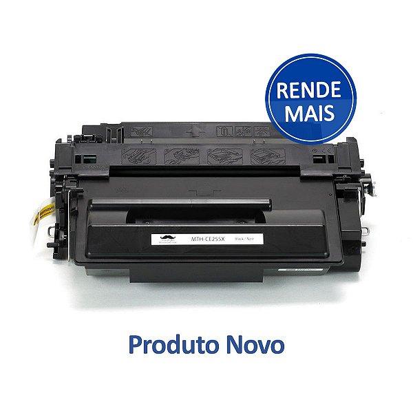 Toner HP M521dn   CE255X   Laserjet Pro Preto Compativel para 12.500 páginas