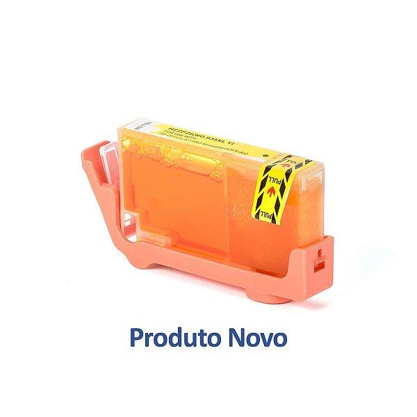 Cartucho HP 6230   HP 935XL   C2P26AL   Officejet Pro Amarelo Compatível 16ml