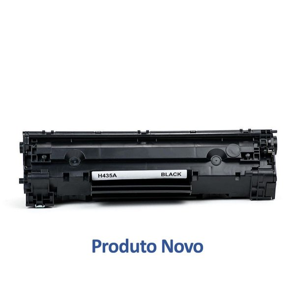 Toner HP M1522NF   1522   CB436A Laserjet Preto Compatível para 2.000 páginas