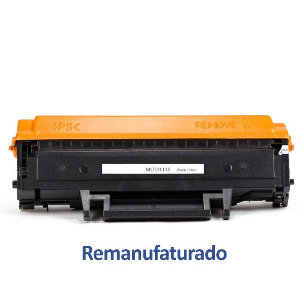Toner Samsung SL-M2020 | 2020 | D111S Xpress Remanufaturado para 1.000 páginas