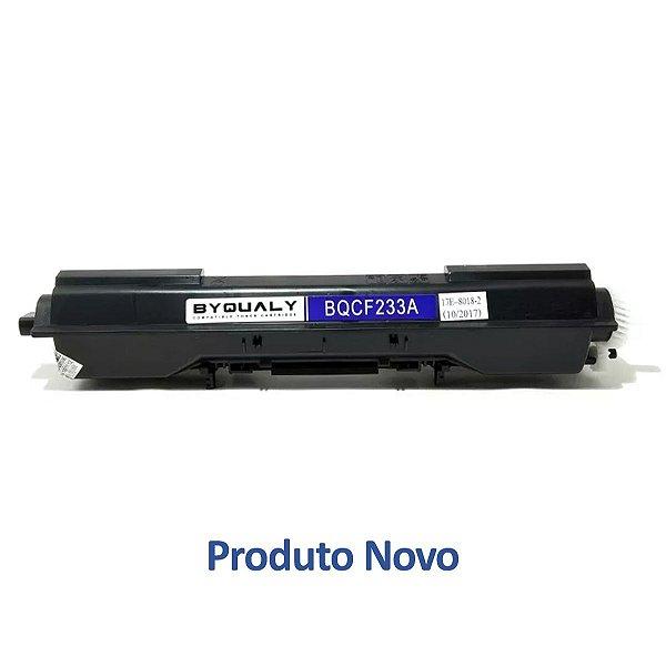 Toner HP CF233A   33A LaserJet Pro Ultra Compatível para 2.300 páginas