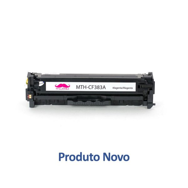 Toner HP Pro 400   312A   CF383A LaserJet Magenta Compatível para 2.700 páginas