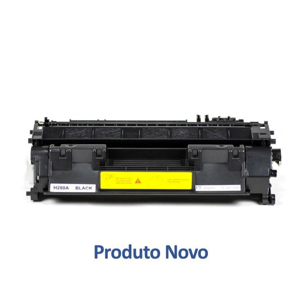 Toner HP 400 Pro | CF280A LaserJet Preto Compatível para 2.300 páginas