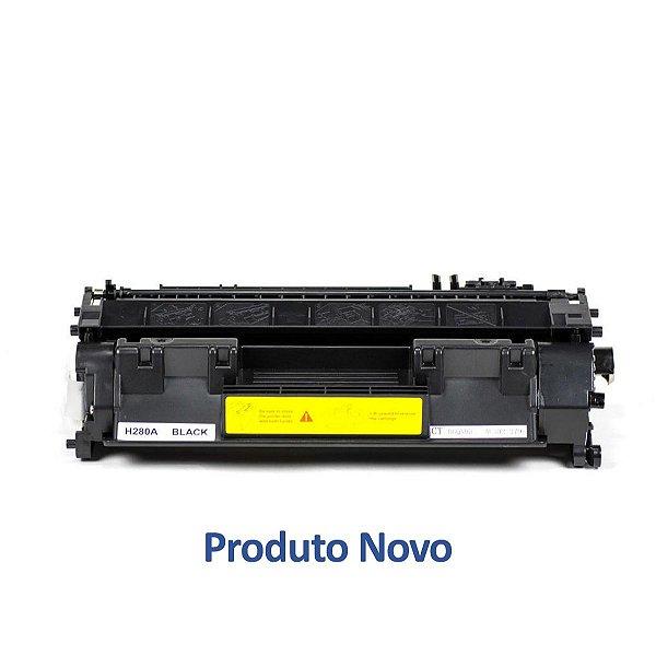 Toner HP P2035N   2035N LaserJet   CE505A Preto Compatível para 2.300 páginas